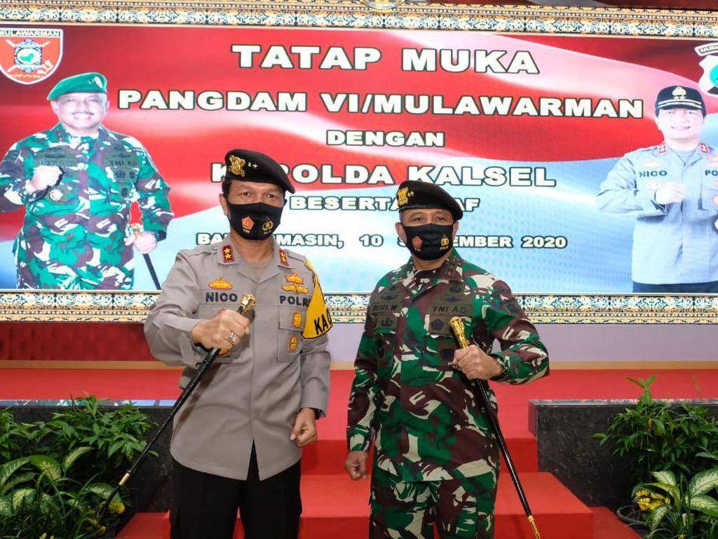1.331 Personel TNI-Polri Amankan Pilkada Kalsel di Tengah Pandemi