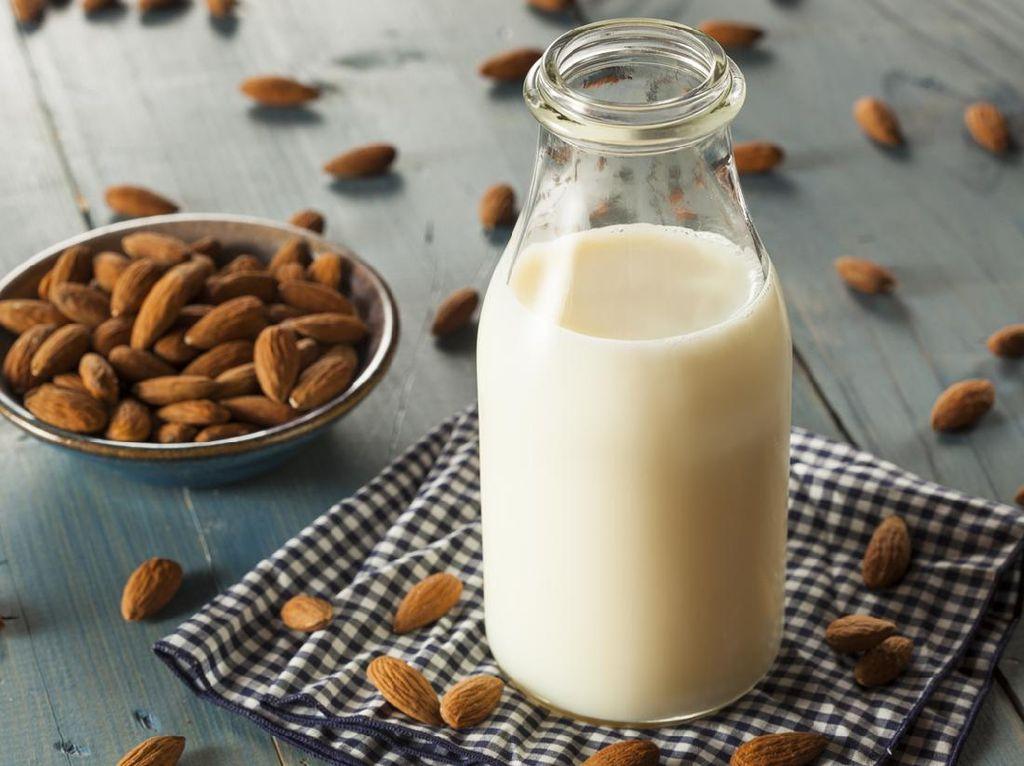 7 Manfaat Susu Almond untuk Kesehatan, Minuman Paling Hits Saat Ini