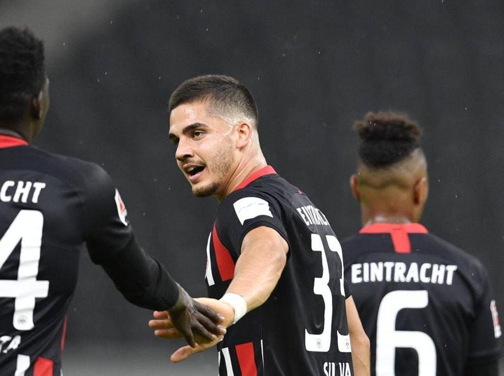 AC Milan Lepas Andre Silva ke Eintracht Frankfurt