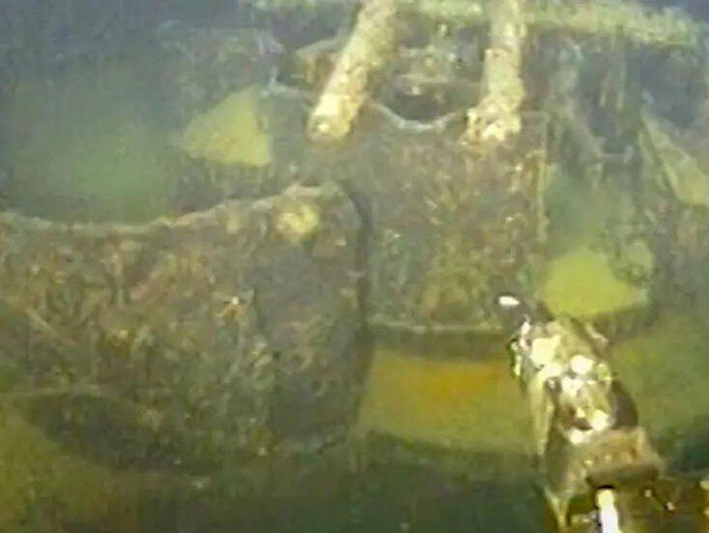 Kapal Perang Nazi Ditemukan di Dasar Laut Norwegia Setelah 80 Tahun
