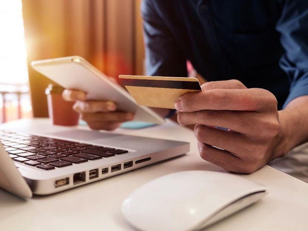 Tips Jaga Keamanan Data Kartu Kredit dan Internet Banking