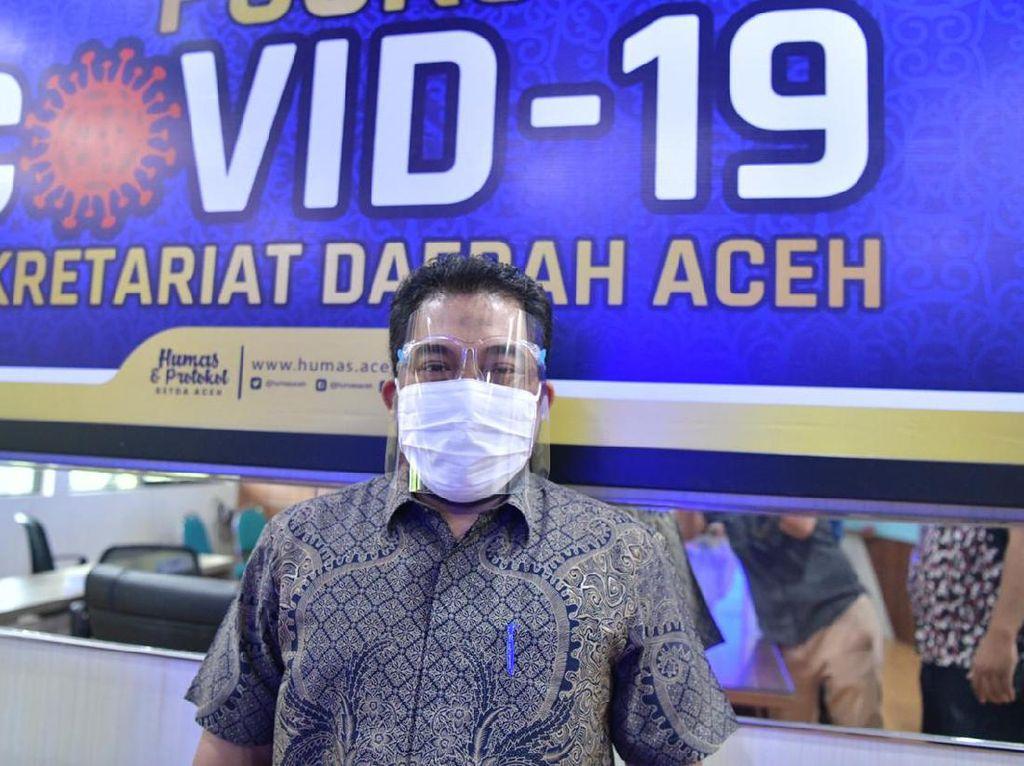 Plt Gubernur Aceh Diinterpelasi, Pemprov: Pemerintah Sudah Sesuai Aturan