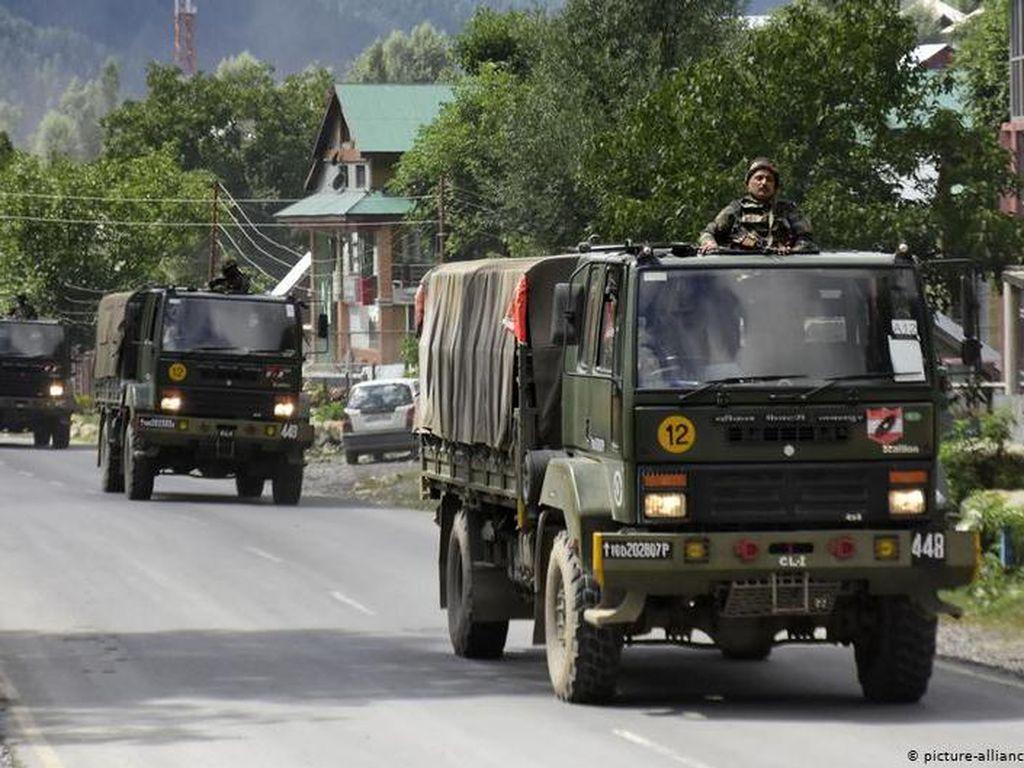 China-India Siap Tarik Pasukan di Perbatasan Himalaya