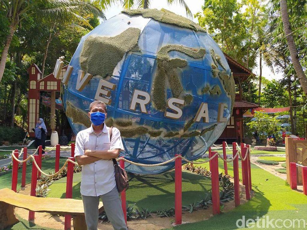 Protes Ikon Singapura di Desa Bahasa Borobudur, Ini Faktanya