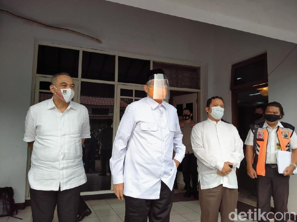 Gubernur Banten Tak Tarik Rem Darurat Seperti DKI Jakarta
