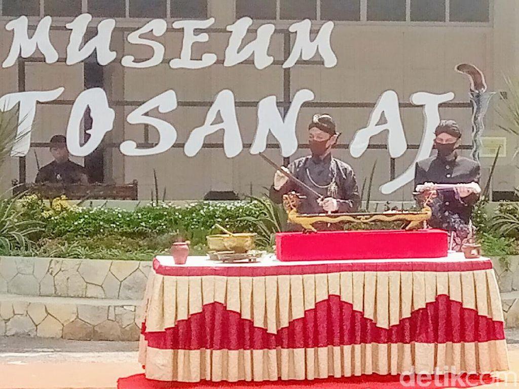 Museum Tosan Aji Purworejo Jamas Ribuan Pusaka, Apa Tujuannya?