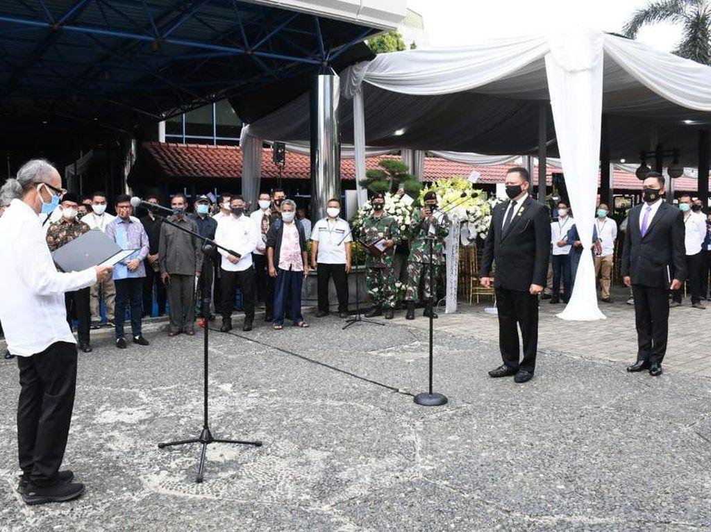 Ketua MPR Pimpin Serah Terima Jenazah Jakob Oetama