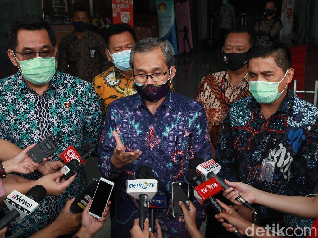 Pimpinan KPK Ungkap Tantangan Pemberantasan Korupsi di Masa Pandemi