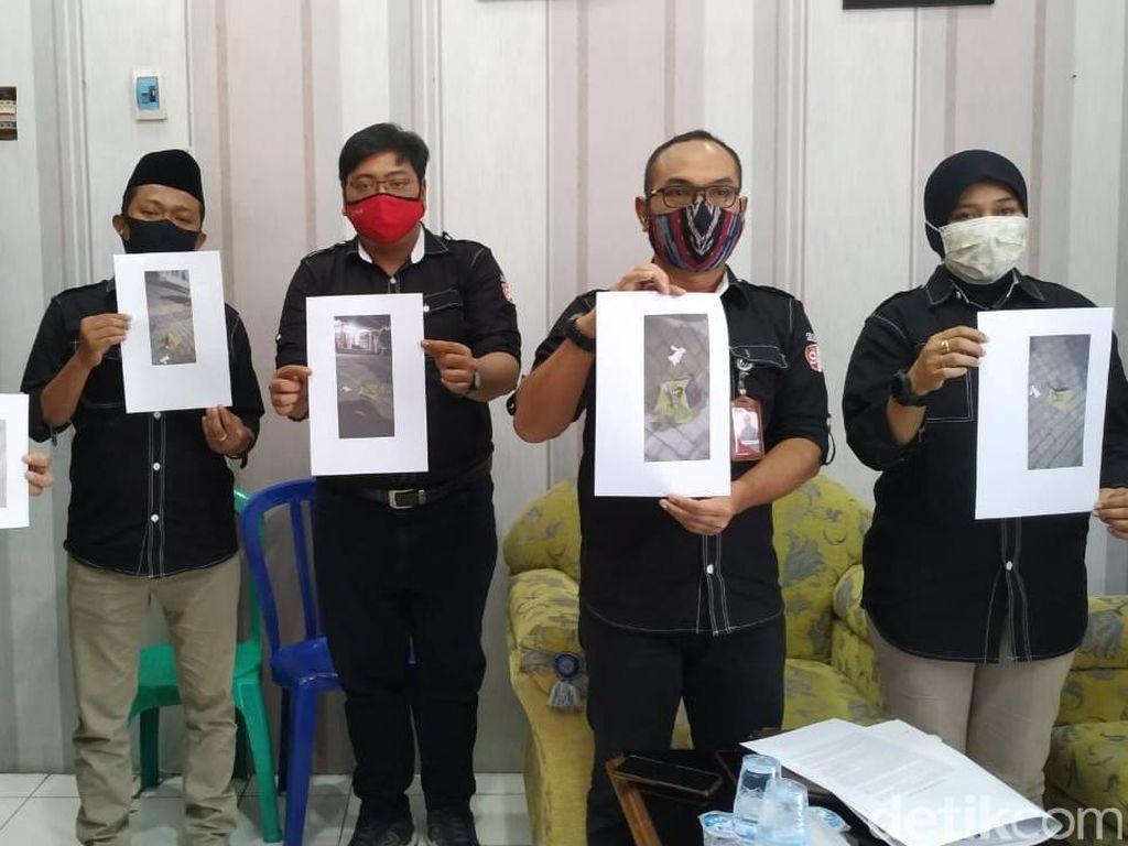 Dapat Teror Kembang Setaman dan Boneka, KPU Kota Blitar Lapor Polisi