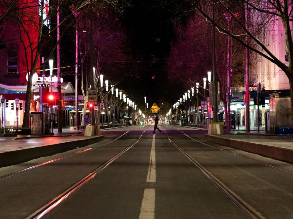 Kasus Corona Turun, Australia Menuju Pelonggaran Lockdown