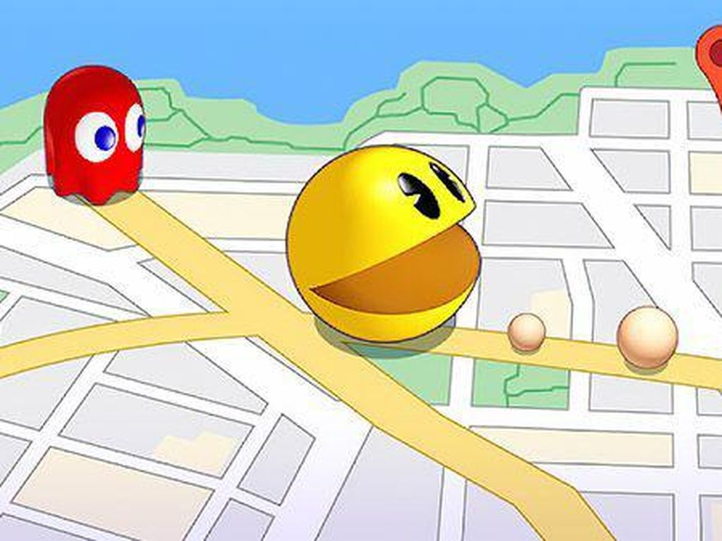 Bisa Main di Dunia Nyata, Pac-Man Geo Siap Tantang Pokemon Go