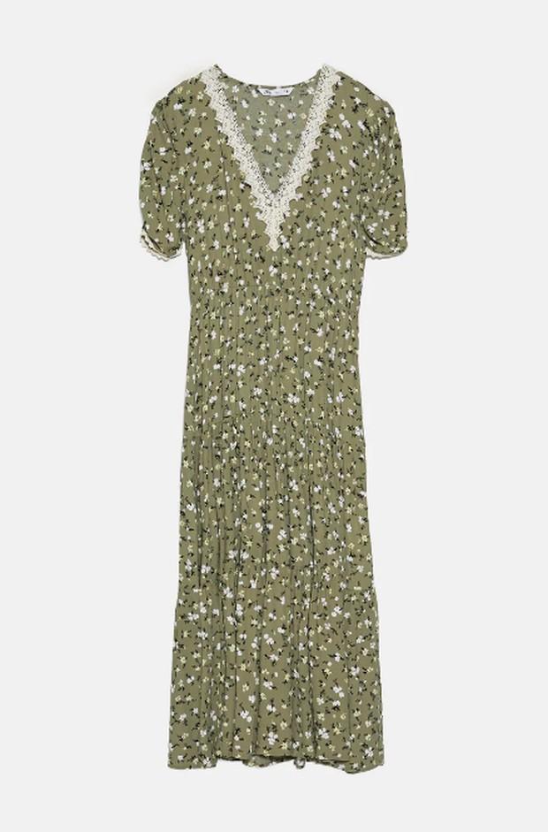 Koleksi pakaian brand Zara yang dipakai Kate Middleton dilaporkan habis terjual.