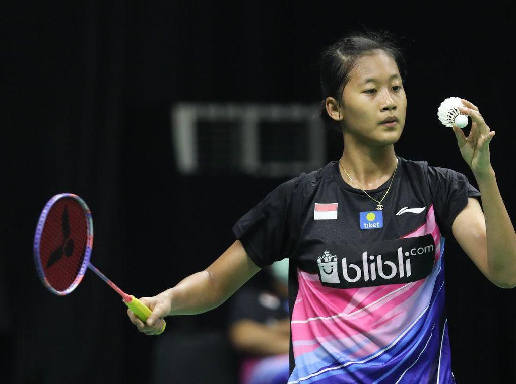 Target Putri K.W Usai Juara Spain Masters 2021