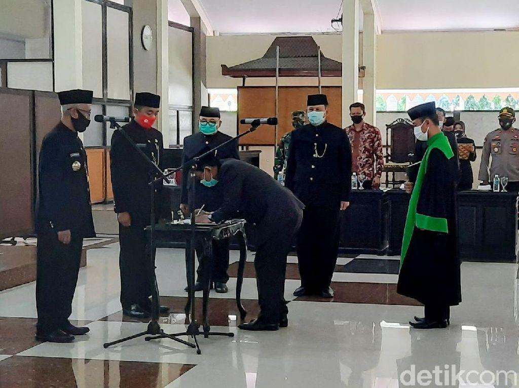 Sekda Bondowoso Dicopot Karena Ancam Kepala BKD, Penjabat Baru Diangkat