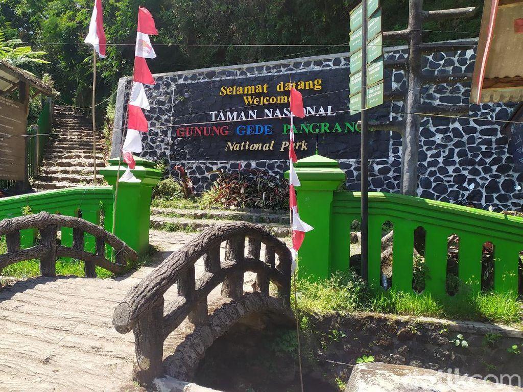 Gunung Gede Pangrango Ditutup hingga 31 Januari 2021