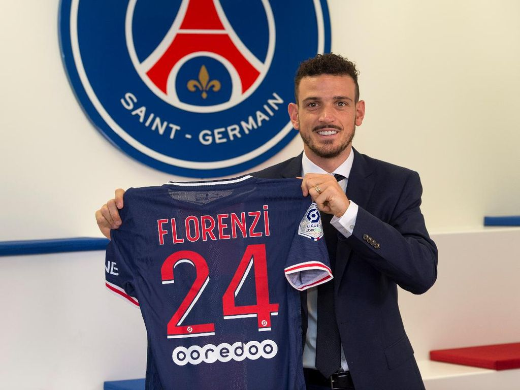 AS Roma Pinjamkan Florenzi ke PSG