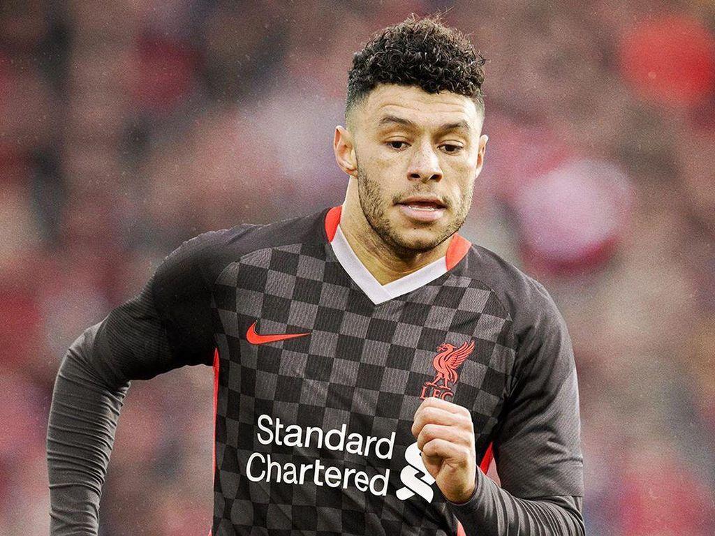 Liverpool Rilis Jersey Ketiga, Motifnya Terinspirasi Bendera Fans