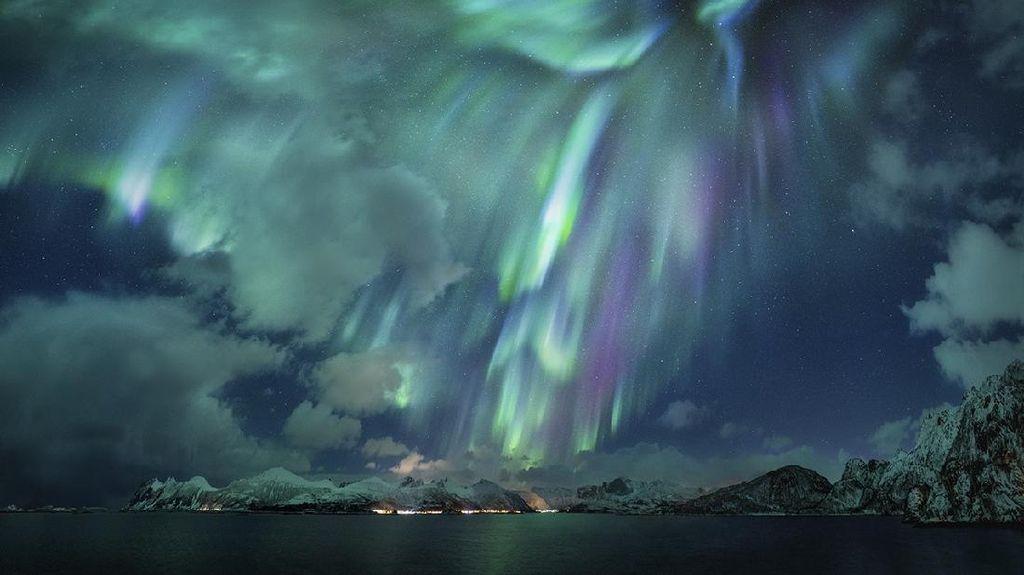 Keindahan Alam Semesta yang Menyihir Mata