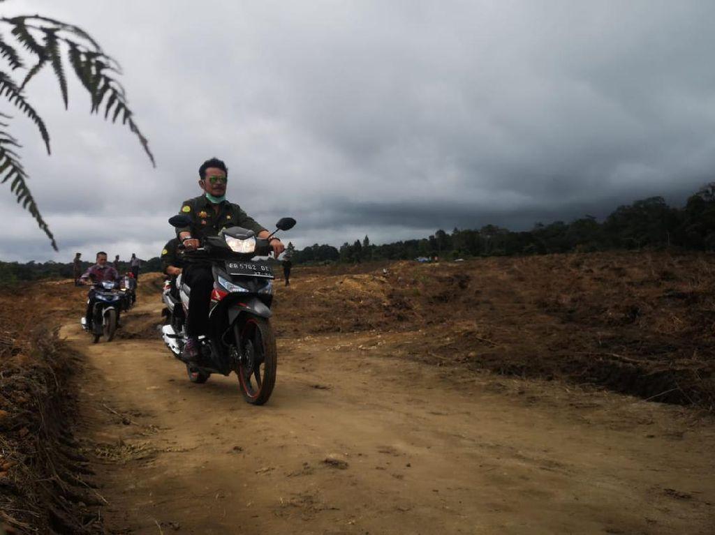 Kelola Singkong di Lumbung Pangan, Prabowo: Bisa Jadi Roti, Nasi dan Mie