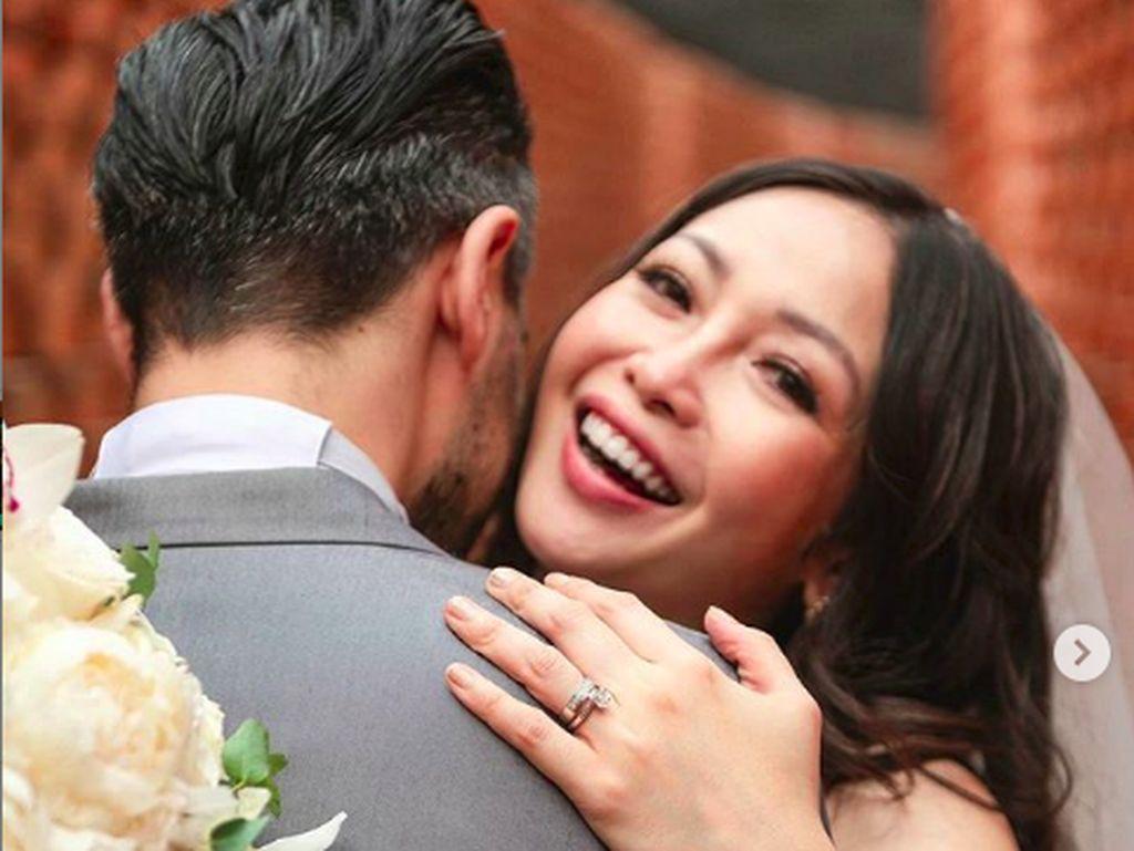 Rona Bahagia Chef Marinka usai Menikah dengan Peter Lufting