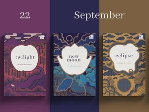 Sambut Novel Terbaru Stephenie Meyer, GPU Cetak Ulang Seri Twilight