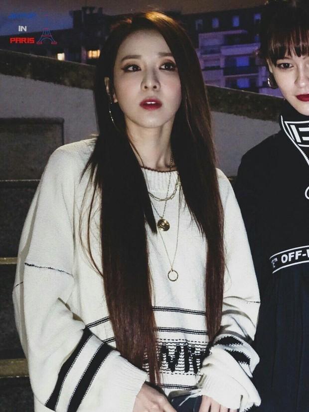 Dara mantan anggota 2NE1/ Foto: Koreaboo