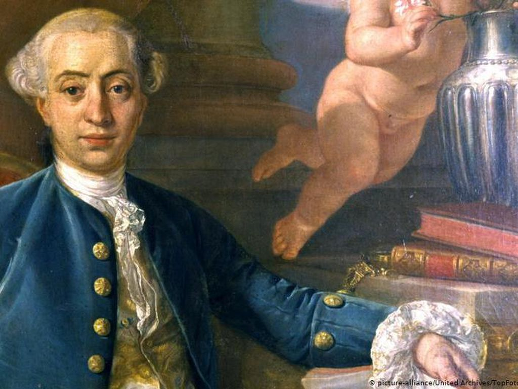 Giacomo Casanova, Bukan Sekadar Perayu Ulung dari Venesia