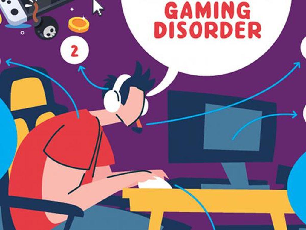Hati-hati, Jangan Sampai Kena Gaming Disorder!