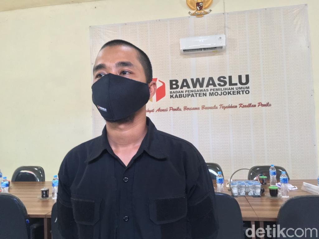 Bawaslu Temukan 13 Pelanggaran Prokes di Kampanye Pilbup Mojokerto