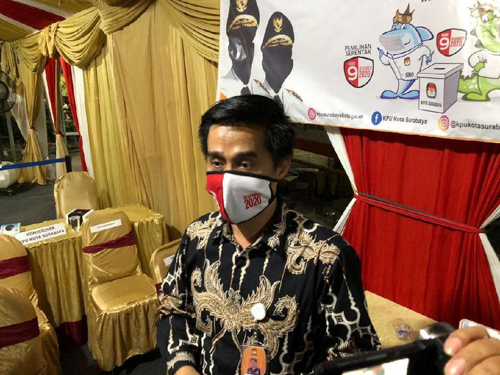 Berikut Besaran Dana Kampanye Paslon di Pilwali Surabaya 2020
