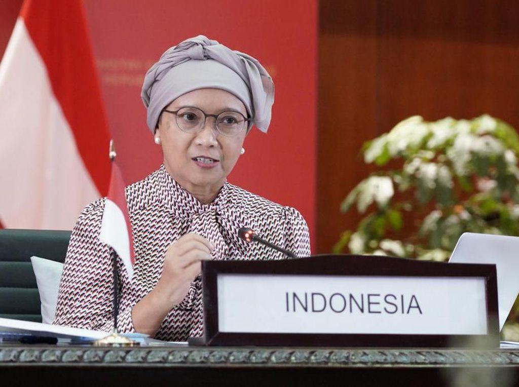 Menlu: Kemitraan ASEAN-AS Jadi Kekuatan Perdamaian-Kemakmuran Kawasan