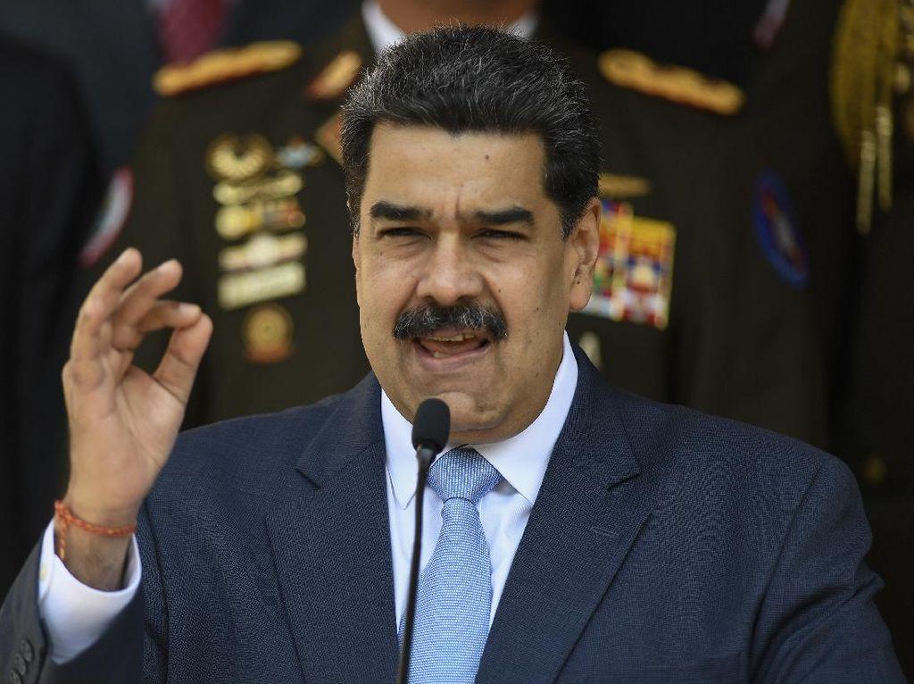 Venezuela Salahkan AS Soal Meningkatnya Krisis di Tengah Pandemi