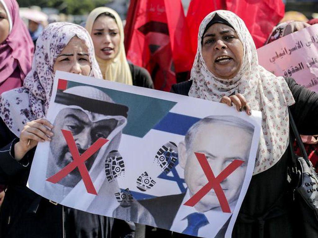 Normalisasi UEA-Israel, Arab Saudi Menolak Disebut Pengkhianat