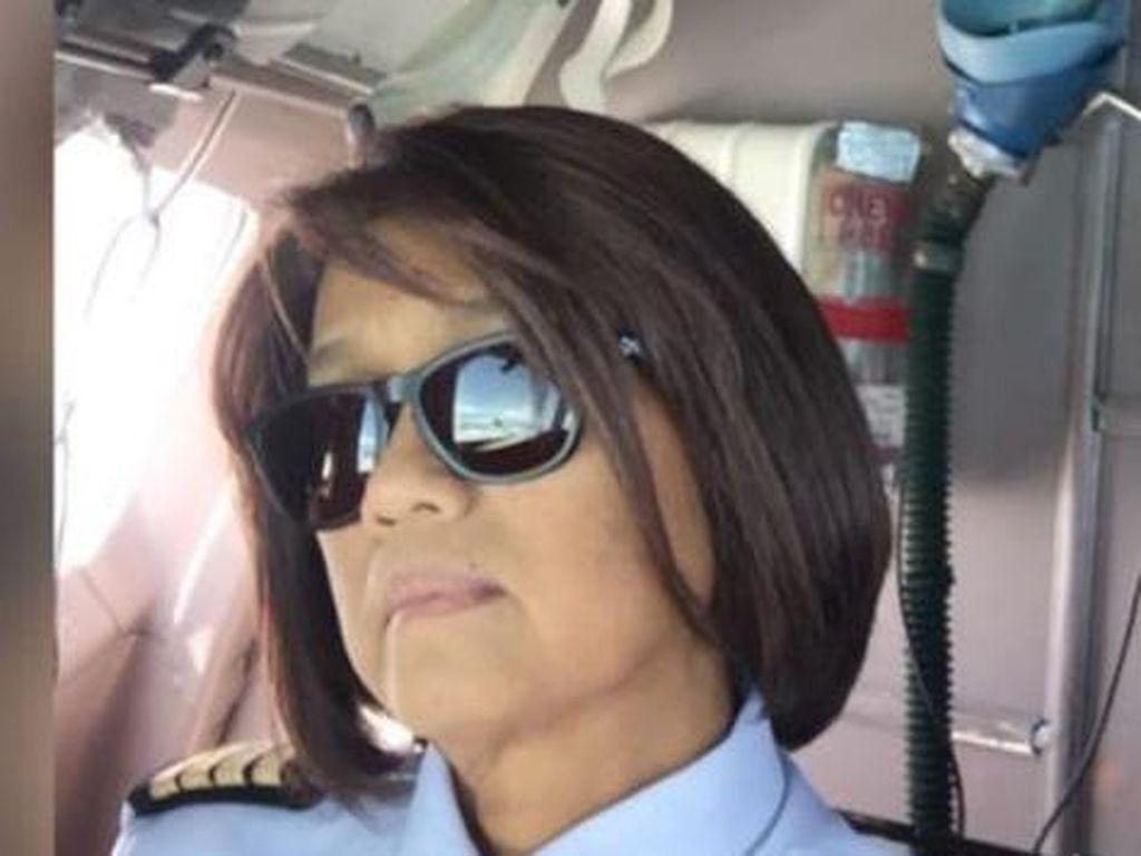 Capt Indah Yuliani Kena Corona, Federasi Minta Maskapai Perhatikan Pilotnya