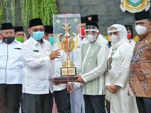 MTQ Ke-37 Sumut Berakhir, Medan Jadi Juara Umum