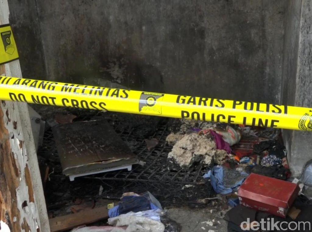 Pria Beristri Bakar Rumah Janda Muda di Kota Banjar