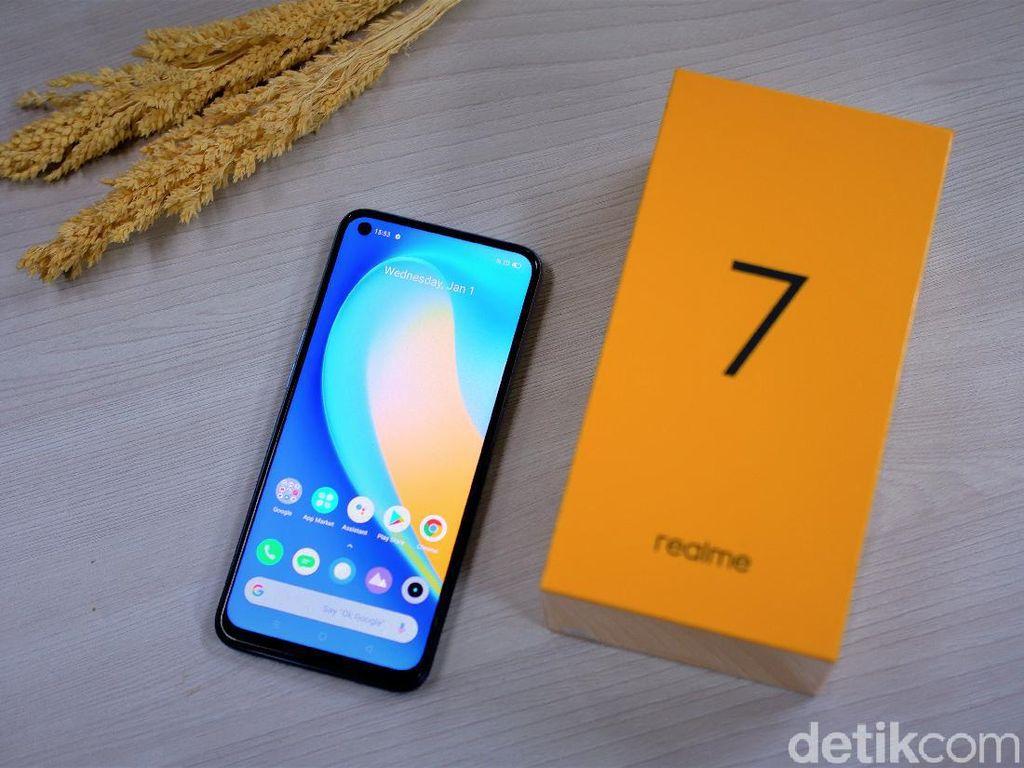 Review Realme 7, Ponsel Rp 4 Juta Berfitur Kekinian