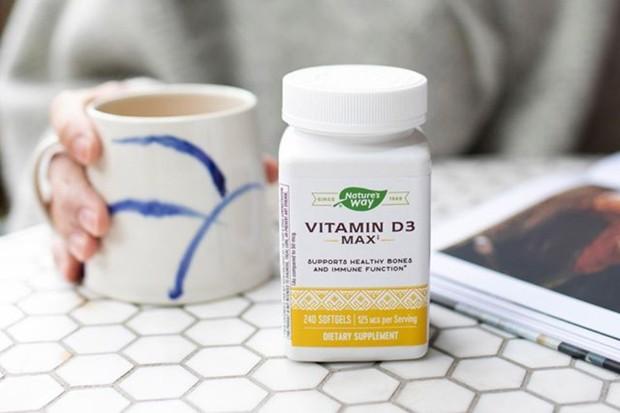 Nature's Way Vitamin D3 adalah suplemen vitamin D yang bagus untuk sistem imun