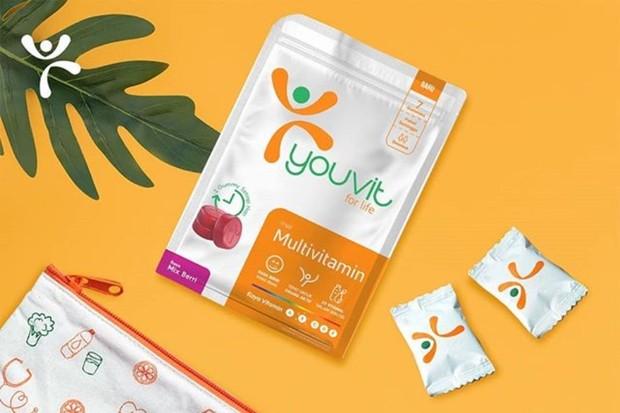 Youvit adalah suplemen vitamin D yang bagus untuk sistem imun