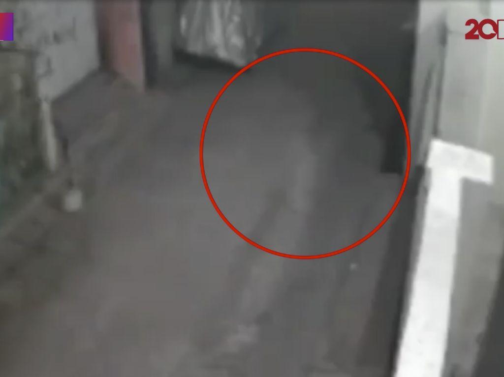 Heboh Viral Penampakan Tuyul di Priok