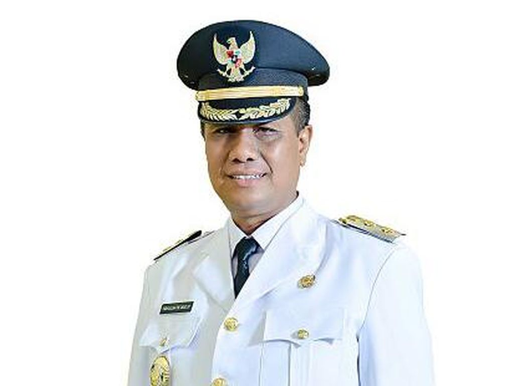 Wakil Bupati Pidie Aceh Positif Corona