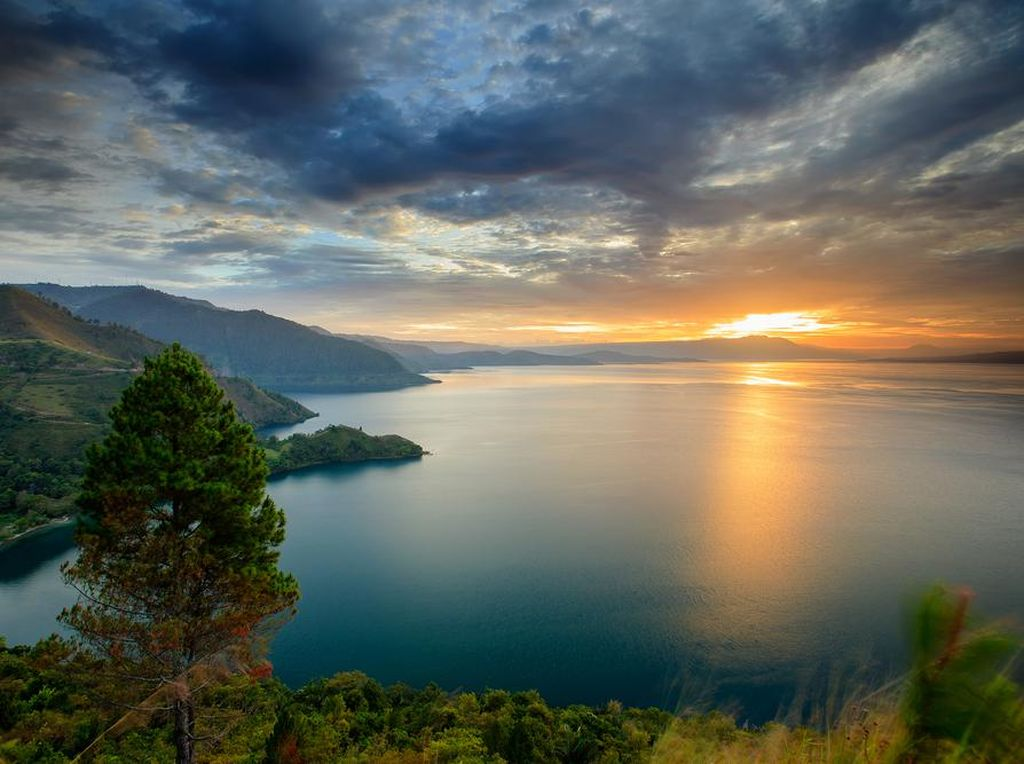 Kunjungan Turis Asing ke Danau Toba Jauh dari Target