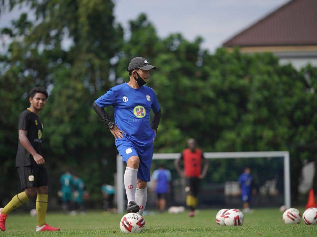 Barito Putera Diimbangi Tim Liga 2, Djanur Lakukan Evaluasi