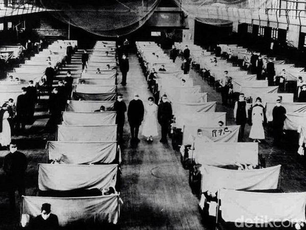 Mengapa Flu Spanyol