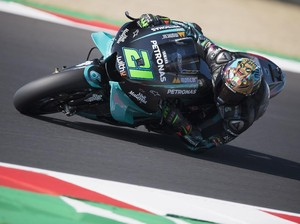 Hasil Kualifikasi MotoGP Catalunya: Morbidelli Raih Pole Position