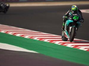 Hasil Kualifikasi MotoGP Catalunya: Morbidelli Terdepan, Yamaha Rebut Posisi 1-2-3