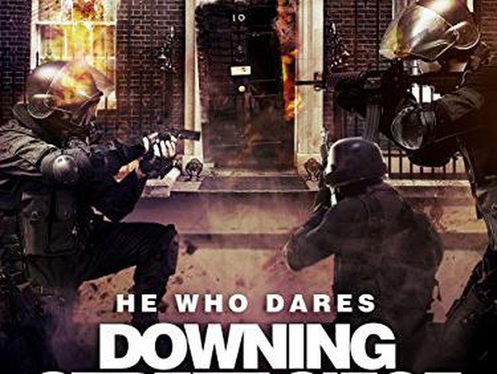 Sinopsis He Who Dares: Downing Street Siege