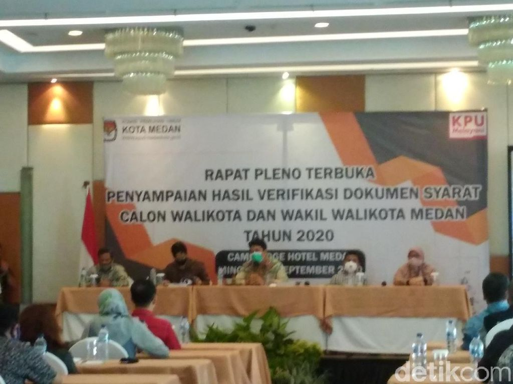 GNPF-U Sumut Gugat ke PN Minta Pilkada Ditunda, KPU Medan: Itu Hak Publik
