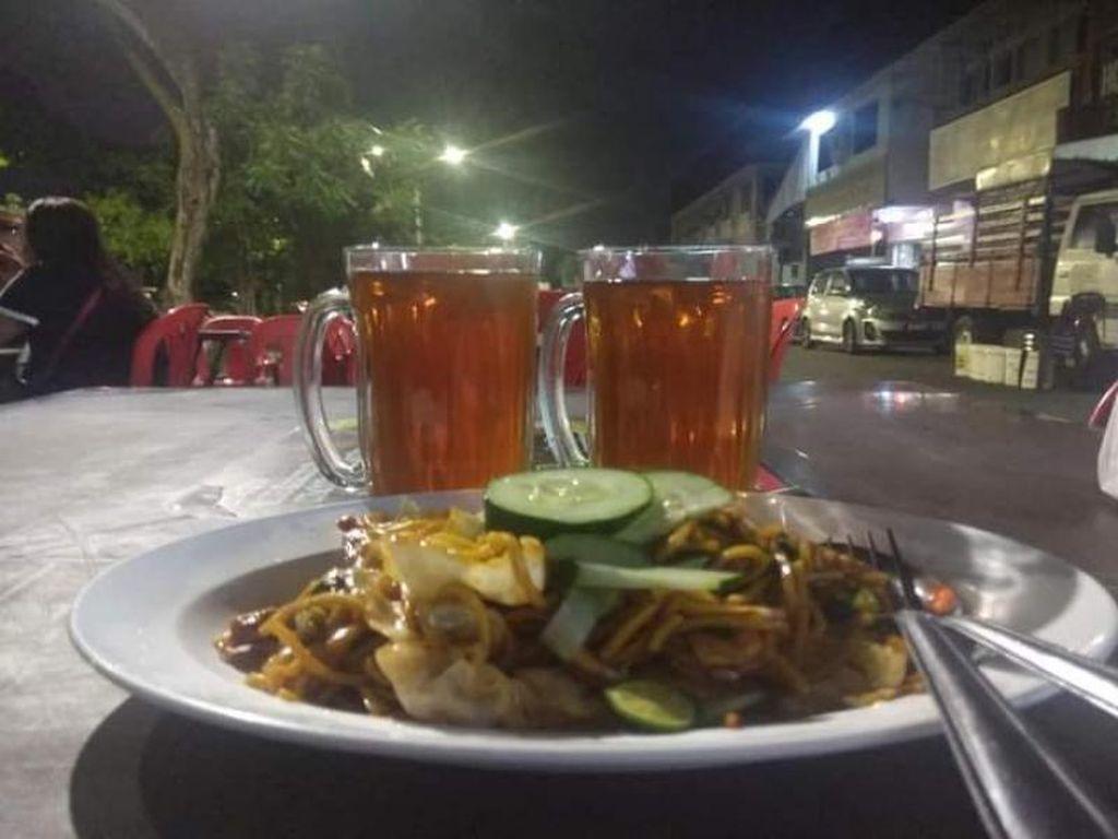 Foto: Kuliner Malam di Melaka Ini Bisa Dicoba