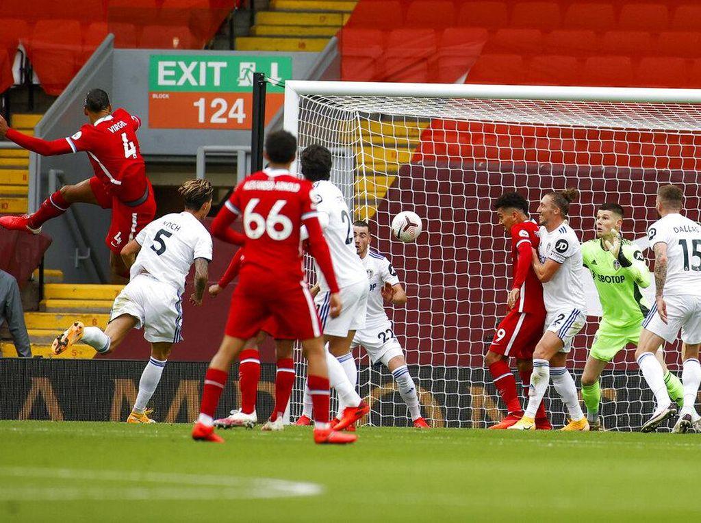Liverpool Vs Leeds Hadirkan Hujan Gol, Ini 10 Faktanya